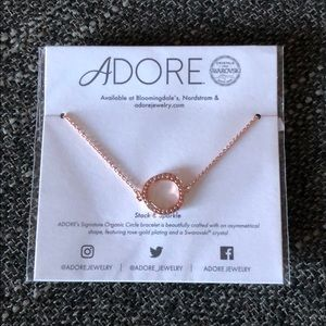 Adore Stack & Sparkle Bracelet!
